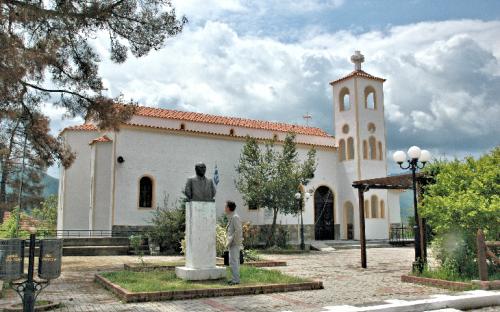 Άγιος Ελευθέριος-Άγιος Παντελεήμων